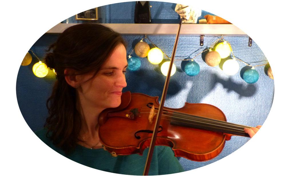 Gemma Piat lessons de violon
