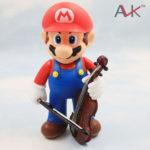 Mario-violin