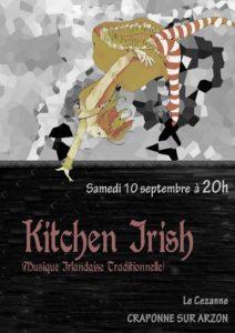 kitchen irish