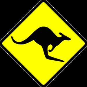 Gemma pIat kangourou